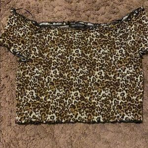 Kendall and Kylie crop size M